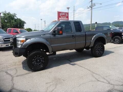 2016 Ford F-250 Super Duty for sale at Joe's Preowned Autos in Moundsville WV