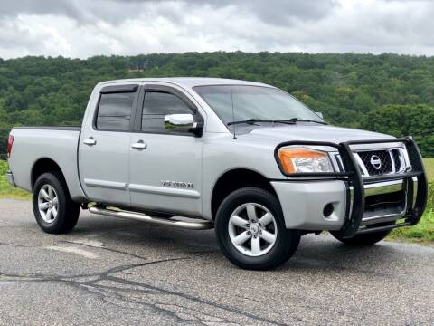 2008 Nissan Titan for sale at York Motors in Canton CT