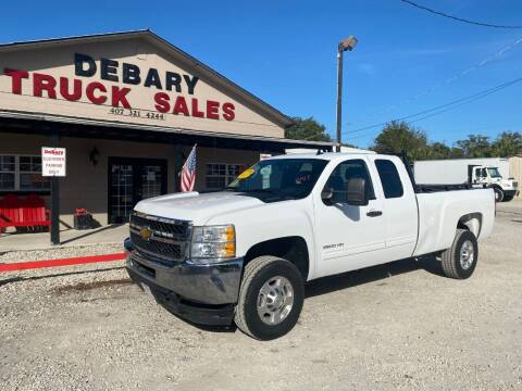 2012 Chevrolet Silverado 2500HD for sale at DEBARY TRUCK SALES in Sanford FL