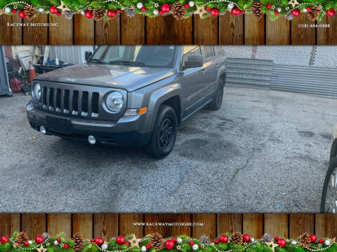2011 Jeep Patriot for sale at Raceway Motors Inc in Brooklyn NY