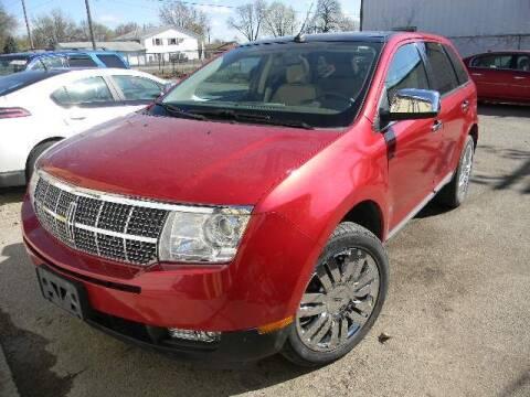 2010 Lincoln MKX for sale at Northwest Auto Sales in Farmington MN