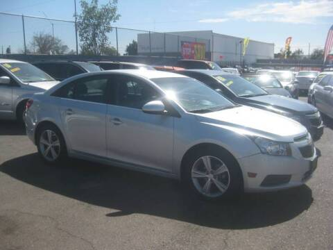 2013 Chevrolet Cruze for sale at Town and Country Motors - 1702 East Van Buren Street in Phoenix AZ