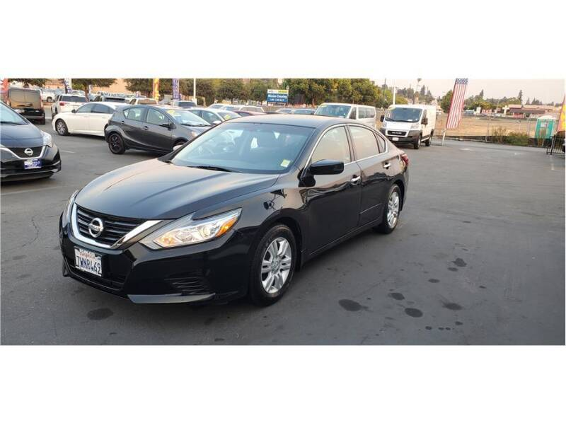 2017 Nissan Altima for sale at AutoDeals in Daly City CA