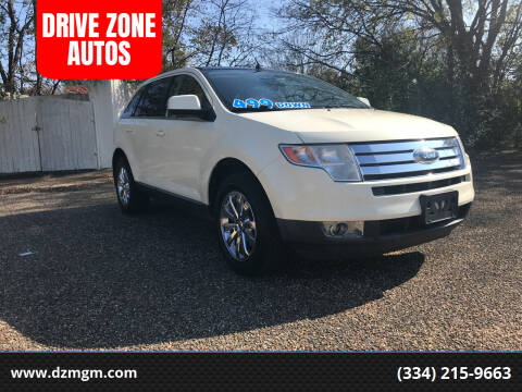 2008 Ford Edge for sale at DRIVE ZONE AUTOS in Montgomery AL