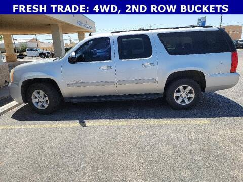 2012 GMC Yukon XL for sale at STANLEY FORD ANDREWS in Andrews TX