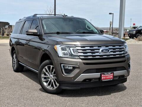 2018 Ford Expedition MAX for sale at Rocky Mountain Commercial Trucks in Casper WY