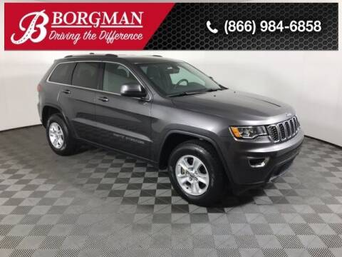 2017 Jeep Grand Cherokee for sale at BORGMAN OF HOLLAND LLC in Holland MI