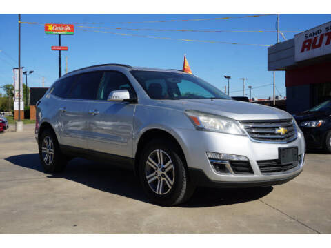 2015 Chevrolet Traverse for sale at Autosource in Sand Springs OK