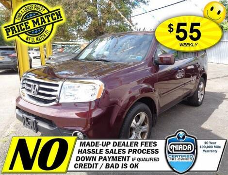 2013 Honda Pilot for sale at AUTOFYND in Elmont NY
