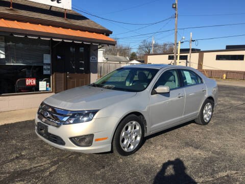 2010 Ford Fusion for sale at D & D Auto Sales in Hamilton OH