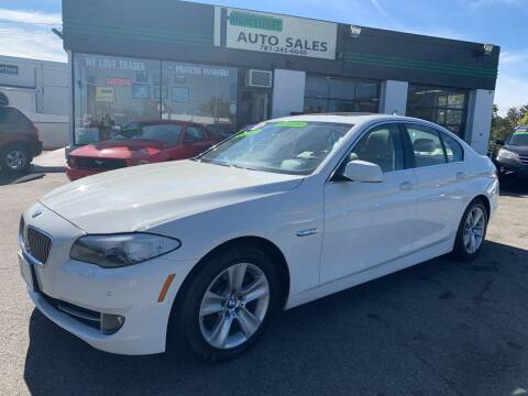2013 BMW 5 Series for sale at Wakefield Auto Sales of Main Street Inc. in Wakefield MA