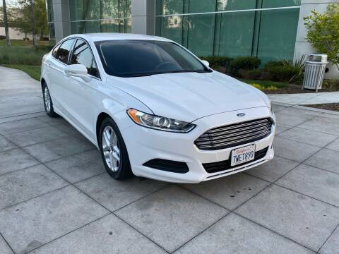 2015 Ford Fusion for sale at Top Motors in San Jose CA