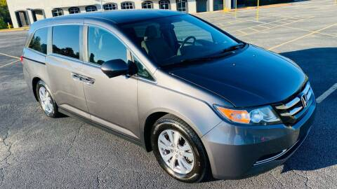 2016 Honda Odyssey for sale at H & B Auto in Fayetteville AR