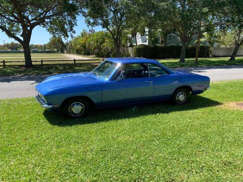 1969 Chevrolet Corvair for sale at BIG BOY DIESELS in Ft Lauderdale FL