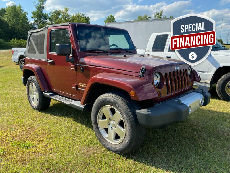 2009 Jeep Wrangler for sale at Rock 'n Roll Auto Sales in West Columbia SC