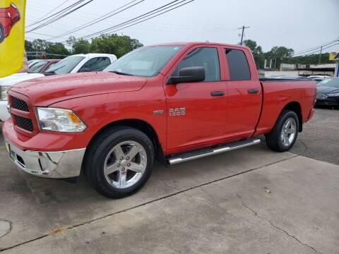 2013 RAM Ram Pickup 1500 for sale at Abel Motors, Inc. in Conroe TX