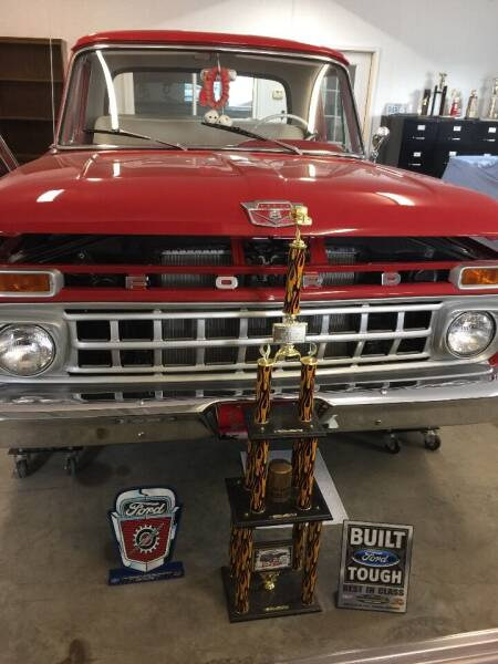 1965 Ford F-100 for sale at New Rides in Portsmouth OH