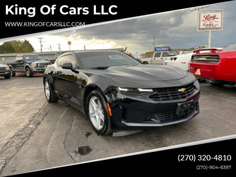 2020 Chevrolet Camaro for sale at King of Cars LLC in Bowling Green KY