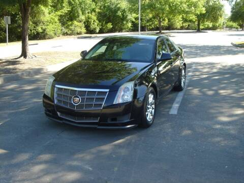 2009 Cadillac CTS for sale at ACH AutoHaus in Dallas TX