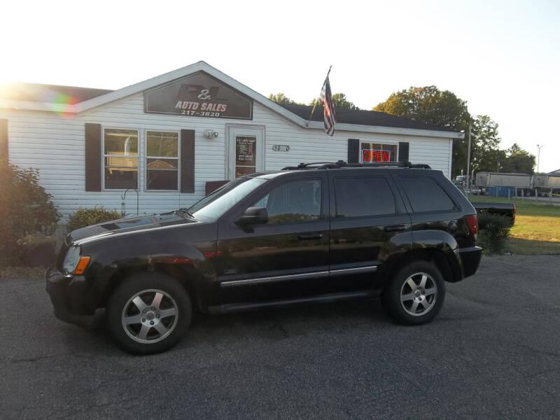 2009 Jeep Grand Cherokee for sale at R & L AUTO SALES in Mattawan MI