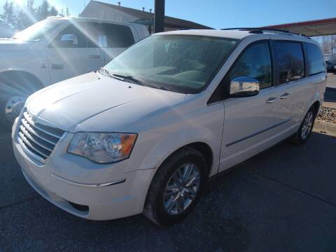 2008 Chrysler Town and Country for sale at Jodys Auto and Truck Sales in Omaha NE