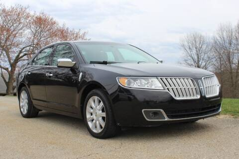 2012 Lincoln MKZ for sale at Harrison Auto Sales in Irwin PA