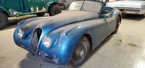 1953 Jaguar XK for sale at 920 Automotive in Watertown WI