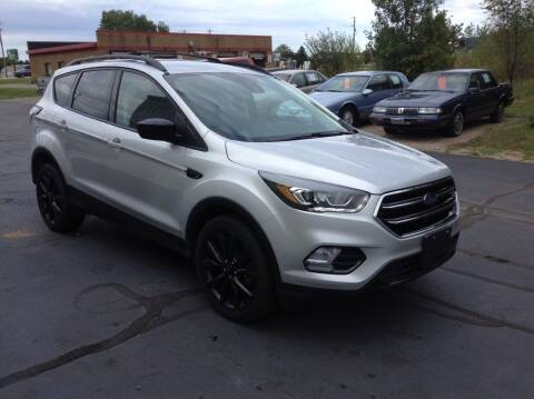 2018 Ford Escape for sale at Bruns & Sons Auto in Plover WI
