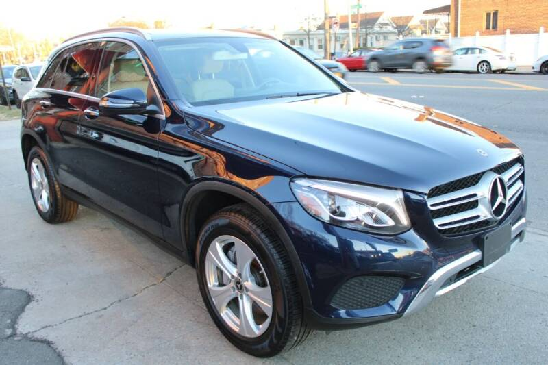 2018 Mercedes-Benz GLC for sale at LIBERTY AUTOLAND INC in Jamaica NY