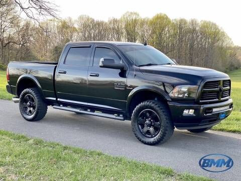 2017 RAM Ram Pickup 2500 for sale at B & M Motors, LLC in Tompkinsville KY