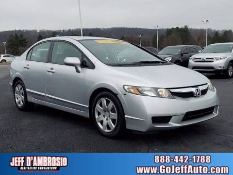 2009 Honda Civic for sale at Jeff D'Ambrosio Auto Group in Downingtown PA