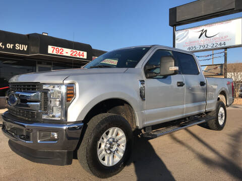 2019 Ford F-250 Super Duty for sale at NORRIS AUTO SALES in Oklahoma City OK