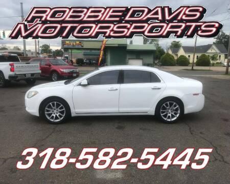 2009 Chevrolet Malibu for sale at Robbie Davis Motorsports in Monroe LA