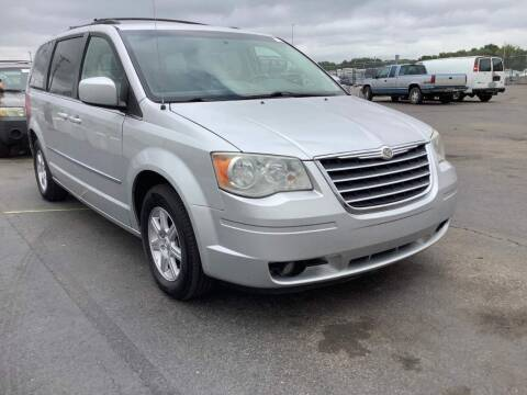 2010 Chrysler Town and Country for sale at Car Solutions llc in Augusta KS