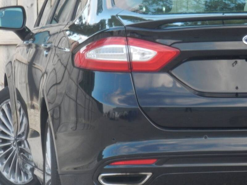2016 Ford Fusion for sale at Moto Zone Inc in Melrose Park IL