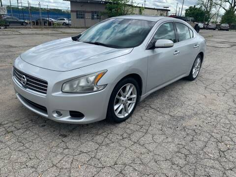 2011 Nissan Maxima for sale at Eddie's Auto Sales in Jeffersonville IN
