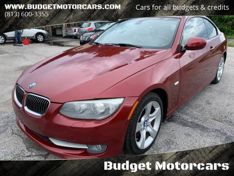 2011 BMW 3 Series for sale at Budget Motorcars in Tampa FL
