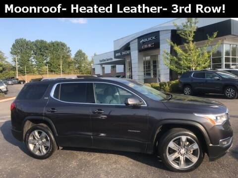 2017 GMC Acadia for sale at Mark Sweeney Buick GMC in Cincinnati OH