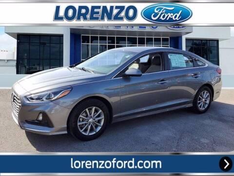 2019 Hyundai Sonata for sale at Lorenzo Ford in Homestead FL