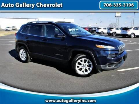 2016 Jeep Cherokee for sale at Auto Gallery Chevrolet in Commerce GA