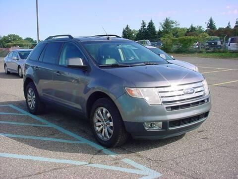2009 Ford Edge for sale at VOA Auto Sales in Pontiac MI