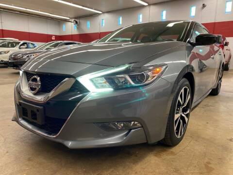 2017 Nissan Maxima for sale at Columbus Car Warehouse in Columbus OH