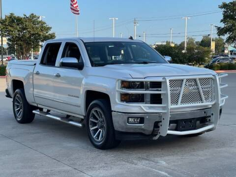 2014 Chevrolet Silverado 1500 for sale at AWESOME CARS LLC in Austin TX