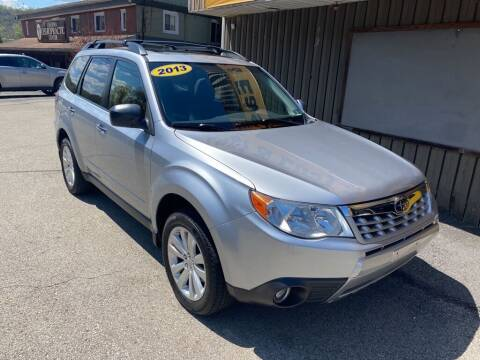 2013 Subaru Forester for sale at Worldwide Auto Group LLC in Monroeville PA