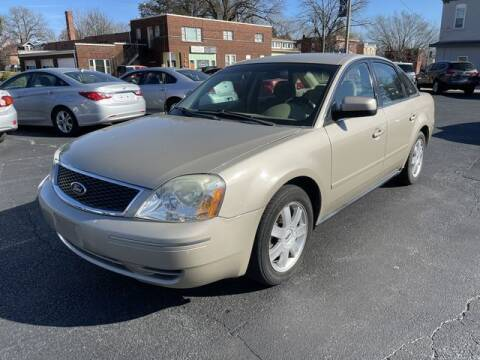 2005 Ford Five Hundred for sale at JC Auto Sales in Belleville IL