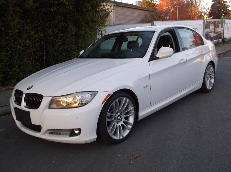 2010 BMW 3 Series for sale at Eastside Motor Company in Kirkland WA