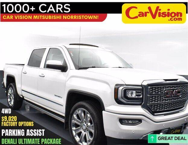 2018 GMC Sierra 1500 for sale at Car Vision Buying Center in Norristown PA