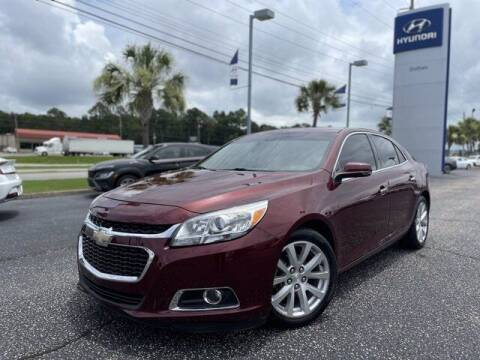 2016 Chevrolet Malibu Limited for sale at Mike Schmitz Automotive Group in Dothan AL