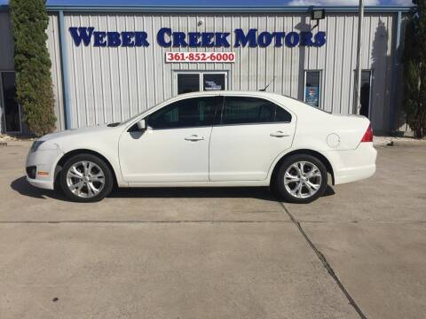 2012 Ford Fusion for sale at Weber Creek Motors in Corpus Christi TX