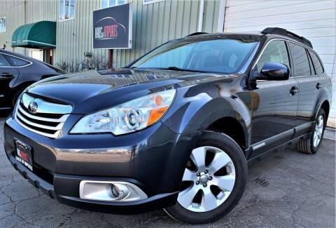 2010 Subaru Outback for sale at Haus of Imports in Lemont IL